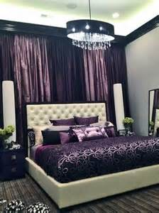 Bedroom Decorating Ideas With Purple Walls Luxurious Purple Bedrooms Homedesignboard