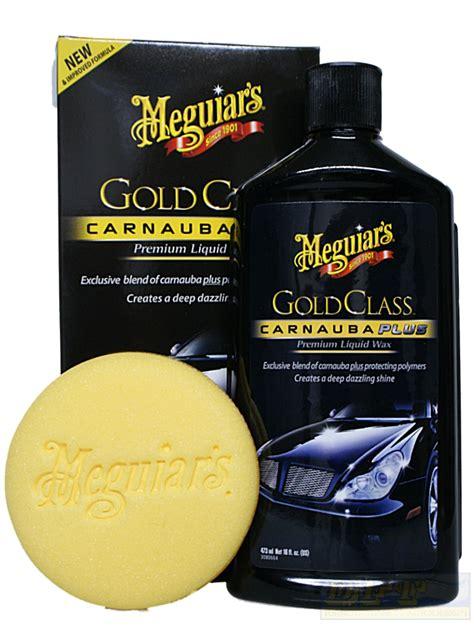 Liquid Premium Class meguiar s gold class carnauba plus premium liquid wax 100061
