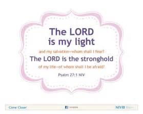 psalm 27 1 niv bible verse courage bible verses
