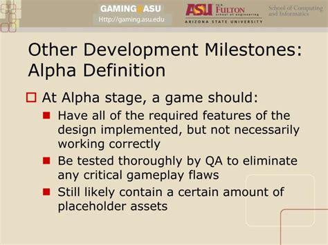 alpha definition ppt introduction to development by ashish amresh amresh asu powerpoint