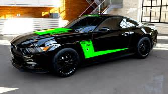 Mustang Green And Black Roush Performance Forza 5 Forza 4 Forza Horizon
