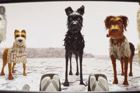 isle of dogs the trailer for wes s isle of dogs spin