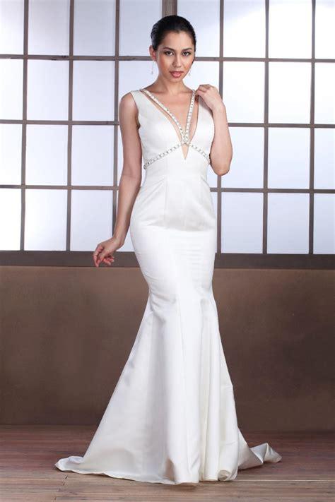 Cicilia Dress cecilia gown simply bridal