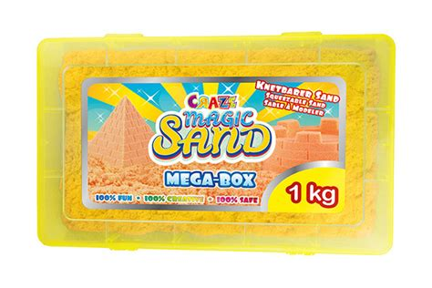 Magic Sand Herstellen by Craze Magic Sand