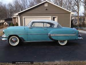 1954 chevy bel air top