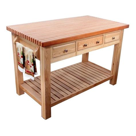 kitchen prep table  wooden furniture house interior