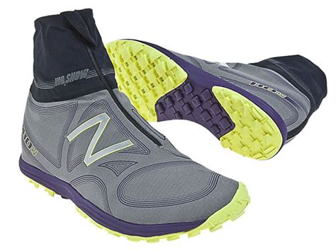 new balance winter running shoes a minimalist trail shoe for the cold weather new balance