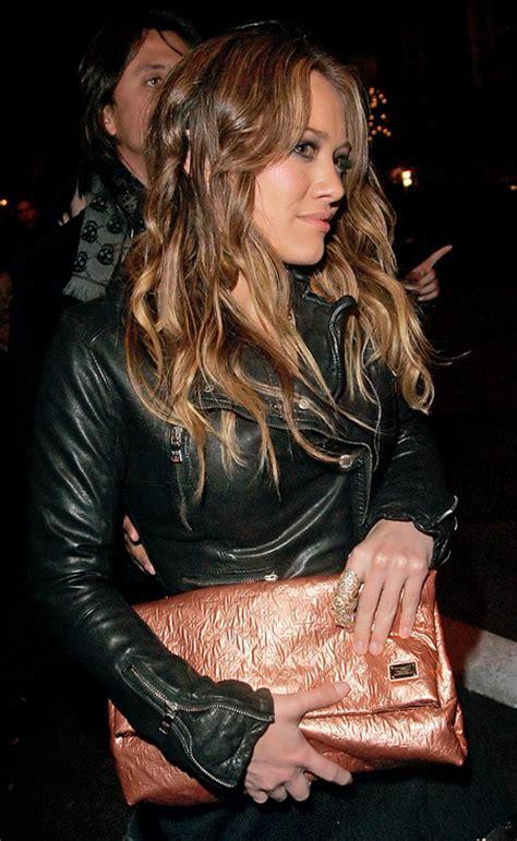 In Hilary Duffs Closet Louis Vuitton Limelight Clutch by Louis Vuitton Obsession Hilary Duff Louis Vuitton