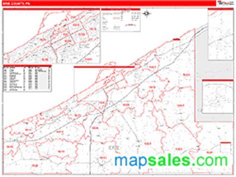 Zip Code Map Erie County Pa   erie pa zip code map my blog