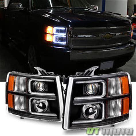 2008 silverado lights 2008 silverado headlights ebay