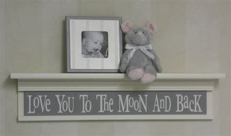 Grey Baby Nursery Decor Baby Wall Decor Baby Room Decor Gray Nursery Decor