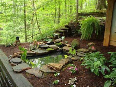natural backyard pond natural pond pacific ponds and design