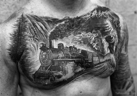 whole chest tattoo designs chest tattoos designs pictures page 5