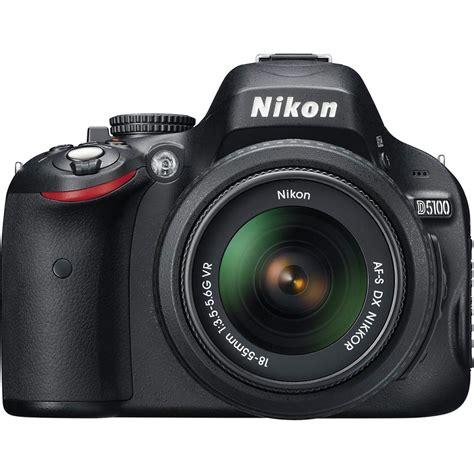 best lens for nikon d5100 used nikon d5100 digital slr with 18 55mm 25478 b h