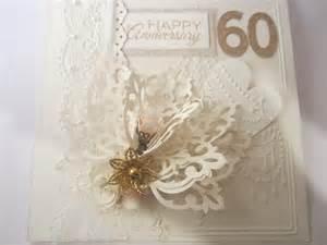 60th wedding anniversary card 60th anniversary