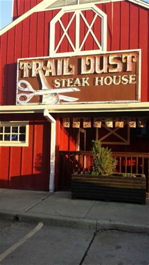 arlington steak house trail dust picture of trail dust steak house arlington tripadvisor