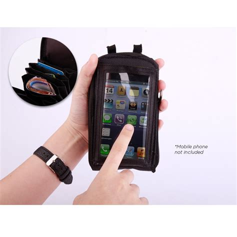 Multifunction Touch Purse Phone Package Sarung Smartphone multifunction touch purse phone package sarung smartphone black jakartanotebook
