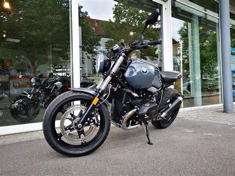Bmw Motorrad Heilbronn by Umgebautes Motorrad Bmw R Ninet Pure Von Bmw