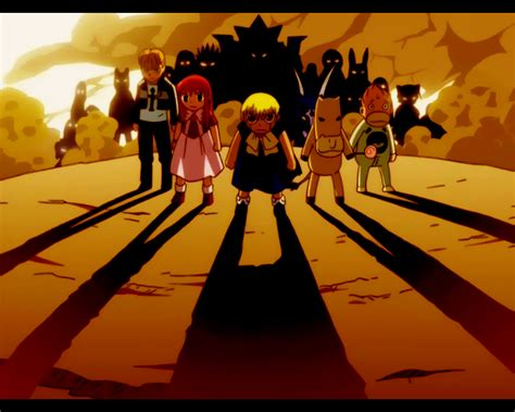 gash bell zatch bell and kiyo images zatch and other mamodos hd