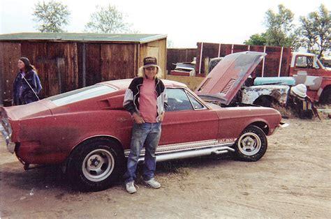 mustang barn barn find 1 of 223 1968 shelby gt350 hertz rental cars
