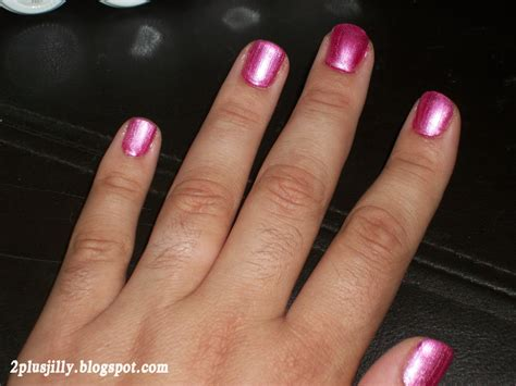 two plus jilly at home gel nails