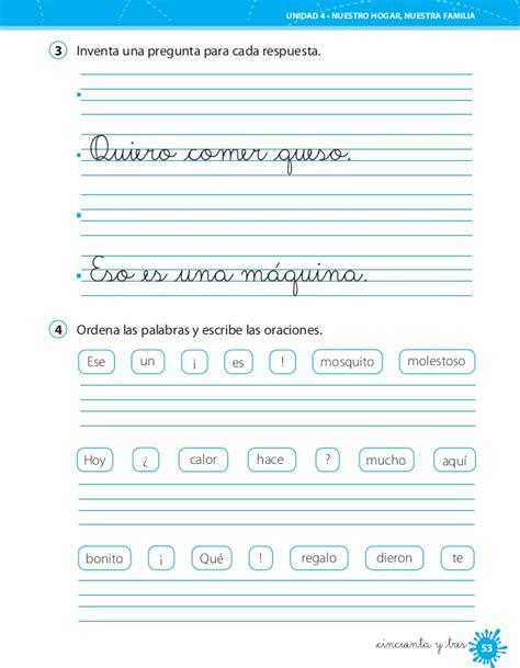 libro cuaderno de escritura 1 cuaderno de escritura 1 176