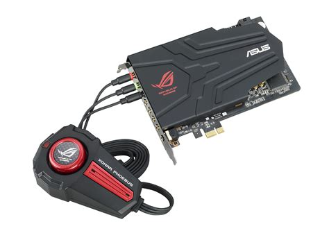 Asus Rog Xonar Phoebus The Greatest Ultimate Gaming Sound Card asus launches rog xonar phoebus 7 1 gaming sound card