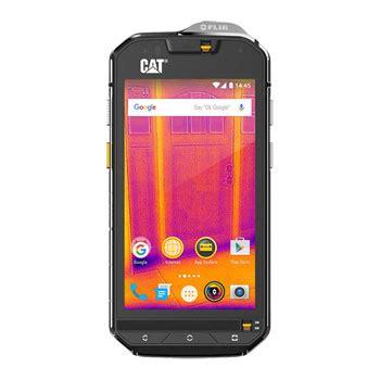 cat rugged smartphone cat s60 rugged thermal flir ip68 4 7 quot android smartphone ln84989 cs60 deb eur kn scan uk