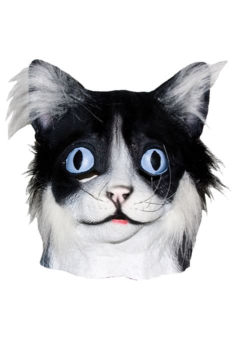 How To Make A Cat Mask Out Of Paper Plates - cat mask