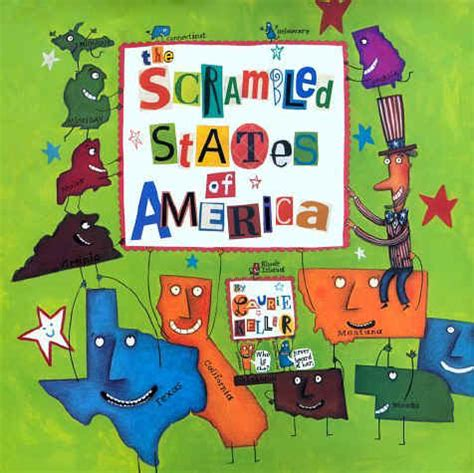states of the union books the savvy traveller for the scrambled states of