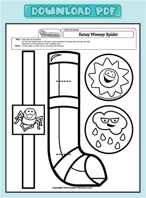 coloring page of water spout fun and interactive preschool worksheets