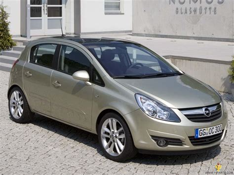 opel corsa 2008 2008 opel corsa d pictures information and specs auto