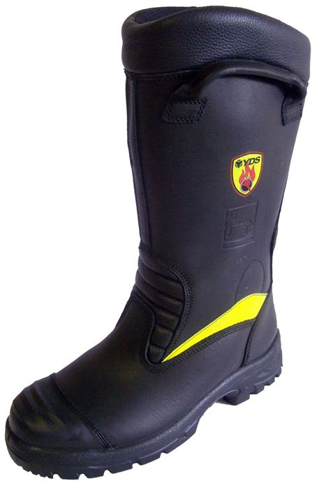 Light Boots by Goliath Firefighters Pull On Lightweight Boot Fb300gtx