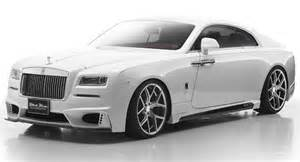 Rolls Royce Sport Wald International S Rolls Royce Wraith Is A Drama