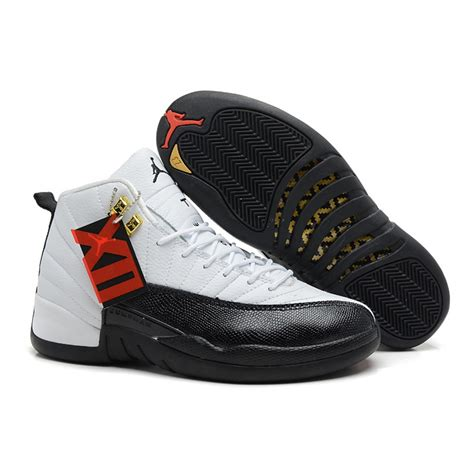 inexpensive sneakers air 12 air sole high white black cheap white sneakers