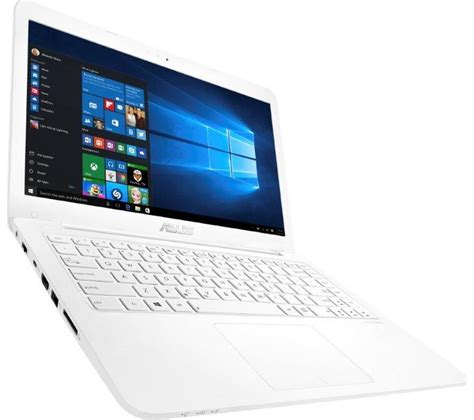 Laptop Asus X43e White asus vivobook e402 14 quot laptop white deals pc world