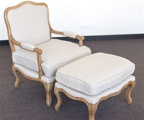 French Provincial Style Louis Xv Arm Chair Sofa With