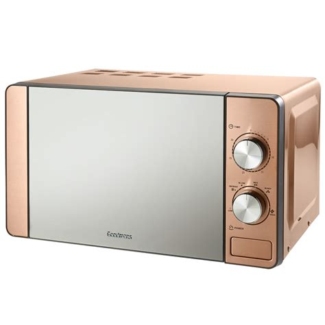 Home Decor Storage by Goodmans Copper Microwave Kitchen Appliances B Amp M