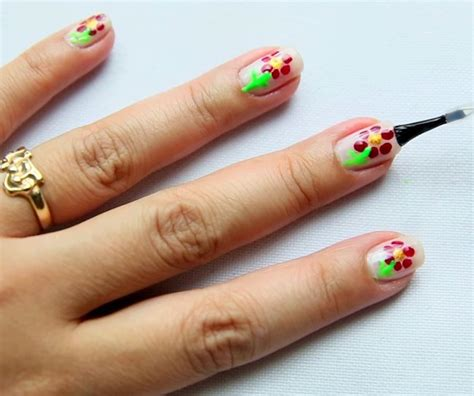 nail designs for nails without tools
