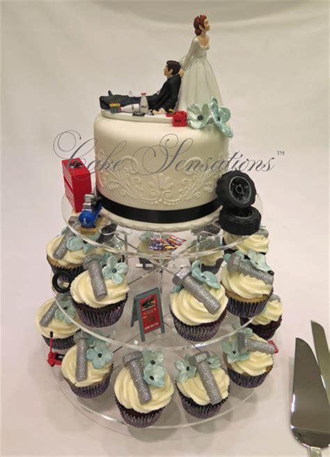 Cake Sensations   Calgary, AB Wedding Cake