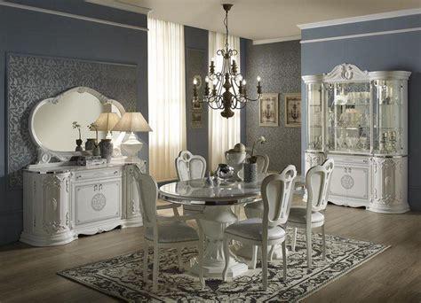 Nachtkonsole Silber by Nachtkonsole Great Weiss Silber Italienisch Klassisch