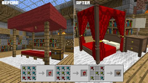how do you craft a bed in minecraft decocraft mod for minecraft 1 11 1 10 2 minecraftred
