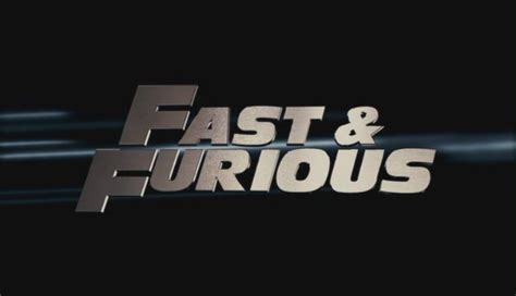 fast and furious font vin diesel shares the fast and the furious 8 title and