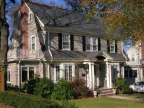 Colonial Homes by Midvale Road West Roxbury Ma Metro House Builders