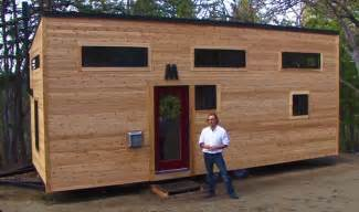 tiny house built in 4 months for 23k off grid world