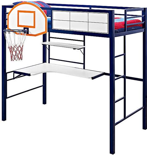 jcpenney bunk beds jcpenney basketball twin loft bed shopstyle com au