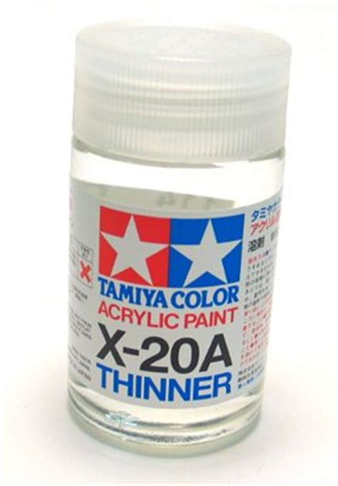 Tamiya Acrylic Thinner 46ml tamiya acrylic paint thinner 46ml kit kraft