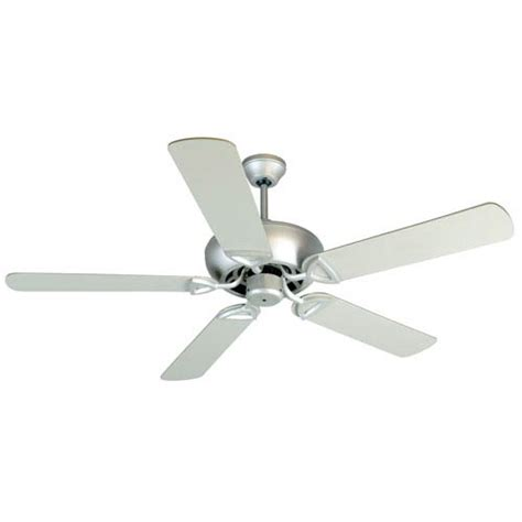 brushed nickel ceiling fan with white blades nickel brushed ceiling fans bellacor