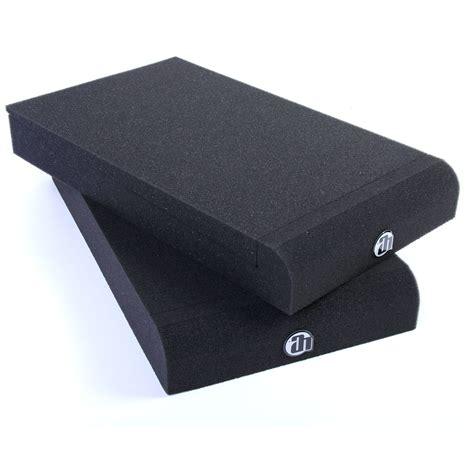 Alctron Epp07 Speaker Isolation Pad pair of studio monitor speaker acoustic isolation foam pads isolator 2 x sizes ebay