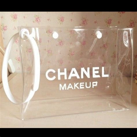 Makeup Chanel Original new chanel vip clear wristband makeup cosmetic travel